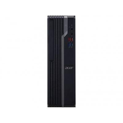ACER PC Veriton VX4220G - AMD Ryzen 3 PRO 2200G, 8GB, 256SSD, Radeon Vega 8, DVD, WiFi+BT, HDMI, USB 2.0, USB 3.0, W10P