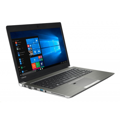 """Toshiba (CZ) Portégé Z30-E-12M, 13.3"""" FHD, i5-8250U, 8GB, 256GB SSD, UHD620, SmartCard, backlit, W10P"""
