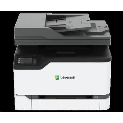 """<p dir=""""LTR"""" align=""""LEFT"""">Praktická farebná tlač pre malé pracovné skupiny s jednoduchým používaním a zdieľaním vďaka kompaktnej multifunkčnej tlačiarni Lexmark CX431adw s nízkou hmotnosťou s tlačou rýchlosťou až 24 strán za minútu*.</p> <p dir=""""LTR"""" align=""""LEFT"""">Kompaktná tlačiareň CX431adw s nízkou hmotnosťou sa hodí takmer kamkoľvek. Vďaka oceľovej konštrukcii a tlačovým komponentom s dlhou životnosťou je však aj vysoko odolná.</p> <p dir=""""LTR"""" align=""""LEFT"""">Štandardnou funkciou je automatická obojstranná tlač spolu so zabudovanými režimami úspory energie, ktoré prispievajú k dosiahnutiu certifikácií v rámci hodnotení EPEAT® Silver a ENERGY STAR®. Program zberu kaziet Lexmark (LCCP) a program zberu zariadení Lexmark (LECP) minimalizujú množstvo odpadu a prispievajú k recyklácii (dostupnosť sa líši v závislosti od krajiny).</p> <p dir=""""LTR"""" align=""""LEFT"""">Ovládajte tlač, kopírovanie, faxovanie a automatické obojstranné skenovanie vďaka farebnej dotykovej obrazovke s uhlopriečkou 2,8 palca.</p> <p>Okrem pripojenia prostredníctvom gigabitovej siete Ethernet a rozhrania USB môžu používatelia mobilných zariadení využívať rýchlu a jednoduchú tlač s využitím dvojpásmového rozhrania Wi-Fi pomocou aplikácií Lexmark Mobile Print, ako aj technológií Google Cloud Print, Mopria® a AirPrint. Bezdrôtová konfigurácia je pritom jednoduchšia vďaka</p> <p> </p>"""