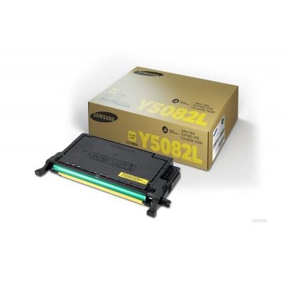 Samsung CLT-Y5082L H-Yld Yel Toner Cr
