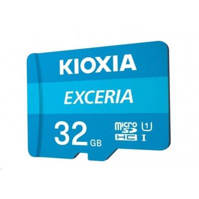 KIOXIA Exceria microSD card 32GB M203, UHS-I U1 Class 10