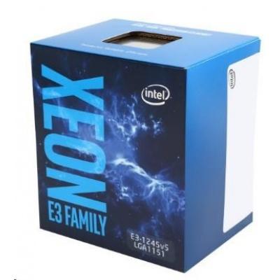CPU INTEL XEON E3-1245 v6, LGA1151, 3.70 GHz, 8MB L3, 4/8, VGA HD P630, 73W, BOX