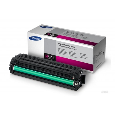 Samsung CLT-M504S Magenta Toner Crtg