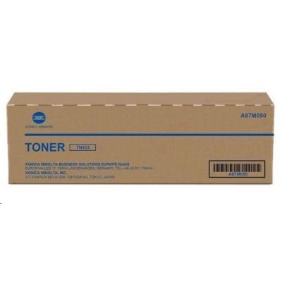 Minolta Toner TN-323, černý do bizhub 227, 287, 367 (23k)