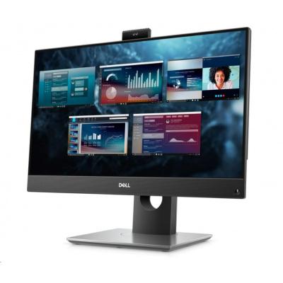 DELL PC Optiplex 5490 AIO/Core i5-10500T/8GB/256GB SSD/23.8 FHD/Integr/TPM/Cam & Mic/WLAN + BT/Wireless Kb&ms/3YProSup