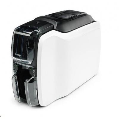 Zebra ZC100 Bundle, single sided, 12 dots/mm (300 dpi), USB, cardStudio