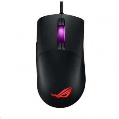 ASUS myš ROG KERIS (P509), USB, černá