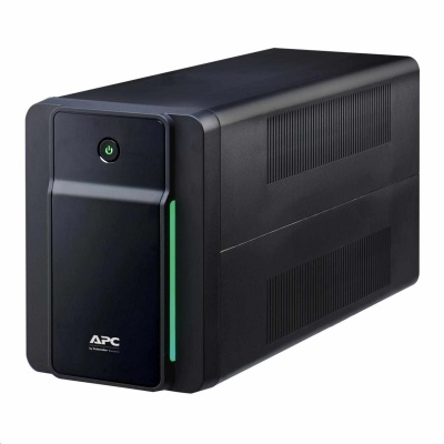 APC Back-UPS 2200VA, 230V, AVR, Schuko Sockets (1200W)