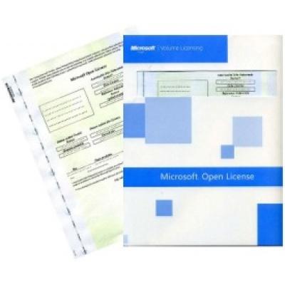 Visio Standard Lic/SA Pack OLP NL AE