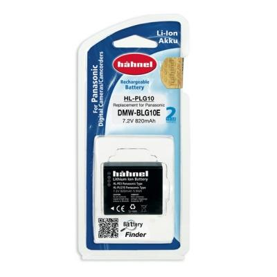 Hahnel Baterie Hahnel Panasonic HL-PLG10 / DMW-BLG10E Baterie Hahnel Panasonic HL-PLG10 / DMW-BLG10E