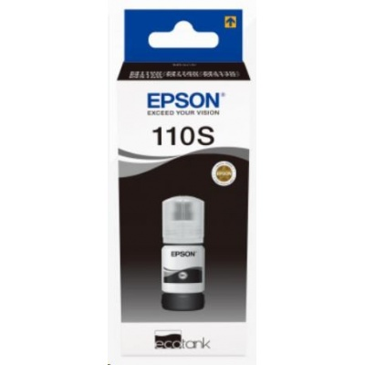 EPSON Ink čer EcoTank MX1XX Series Black Bottle L  (2000 stran)