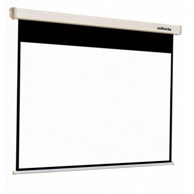 Reflecta ROLLO Crystal Lux (160x129cm, 4:3, viditelné 156x117cm) plátno roletové