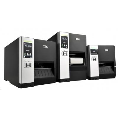 TSC MH240P, 8 dots/mm (203 dpi), rewind, colour, RTC, TSPL-EZ, USB, RS-232, Ethernet