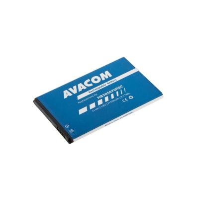 AVACOM baterie do mobilu Huawei Ascend G700 Li-Ion 3,8V 2150mAh (náhrada HB505076RBC)