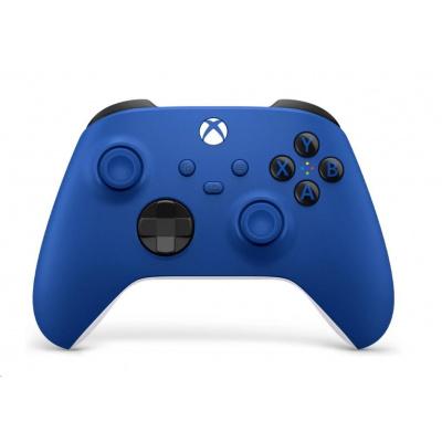 Xbox Wireless Controller modrý - ovladač