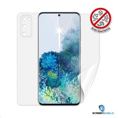 Screenshield fólie na celé tělo Anti-Bacteria pro SAMSUNG G980 Galaxy S20