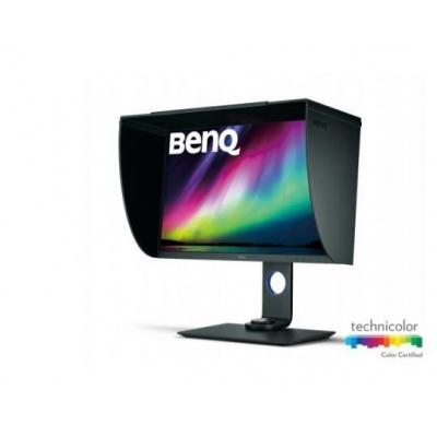 "BENQ MT SW271 27""W,3840x2160,IPS,1000:1,5ms GTG,10bit panel,HDMI 2.0 x2,DP 1.4,USB-Type C,VESA,Shielding hood"