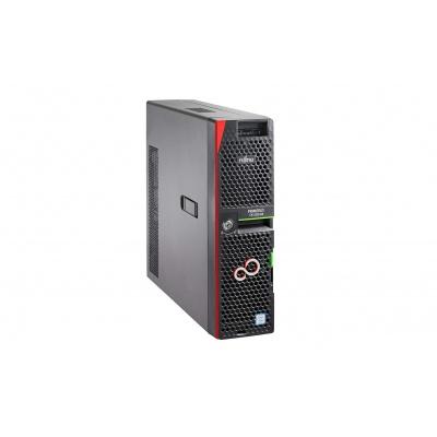 FUJITSU SRV TX1320M4 - E2134@3.5GHz 4C/8T, 16GB, DVDRW, EP420i, 3x1.2TB 10k, 4x2.5BAY, IRMC, RP2x450W
