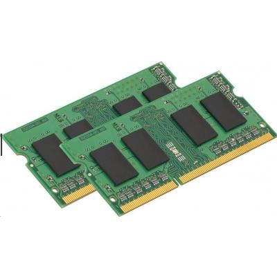 SODIMM DDR3L 8GB 1600MHz CL11 1.35V (Kit of 2) KINGSTON ValueRAM