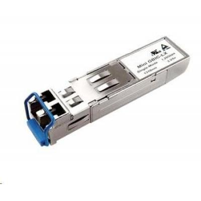SFP transceiver 1,25Gbps 1000BASE-SX MM 300/550m 850nm (VCSEL) LC duplex 0-70°C 3,3V HPEcompatibilní DMIJ J4858C
