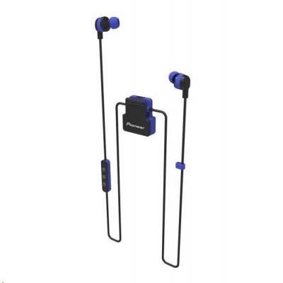 Sluchátka do uší s Bluetooth-modrá-SE-CL5BT-L
