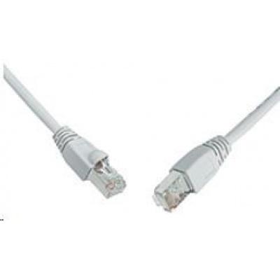 Solarix Patch kabel CAT6 SFTP PVC 5m šedý snag-proof C6-315GY-5MB