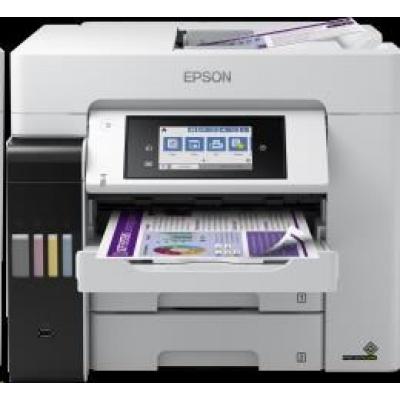 EPSON tiskárna ink EcoTank L6580,4in1,4800x2400dpi,A4,USB,4-ink