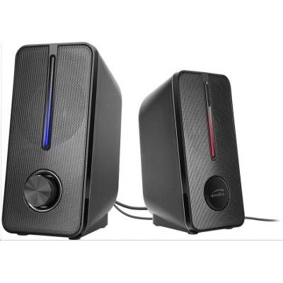 SPEED LINK reproduktory SL-810006-BK BADOUR Stereo Speaker, black