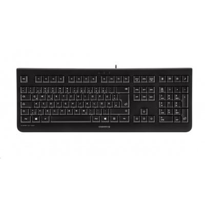 CHERRY klávesnice KC 1000, USB, EU, černá