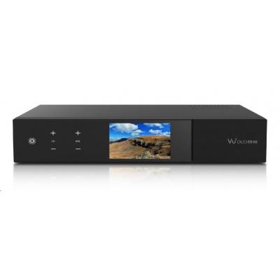VU+ DUO 4K SEDVB-S/S2 (1x Dual FBC tuner DVB-S2X)