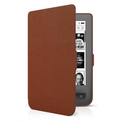 CONNECT IT pouzdro pro PocketBook 624/626, hnědá