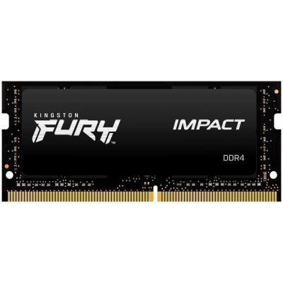 SODIMM DDR4 16GB 2933MHz CL17 1Gx8 KINGSTON FURY Impact