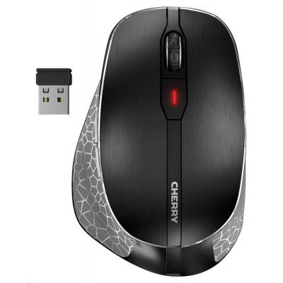 CHERRY myš MW 8 Ergo, bezdrátová, optická, USB
