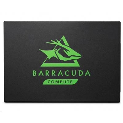 "SEAGATE BARRACUDA 120 SSD 500GB 2,5"" SATA III 6Gb/s, (R:560/W:540MB/s)"