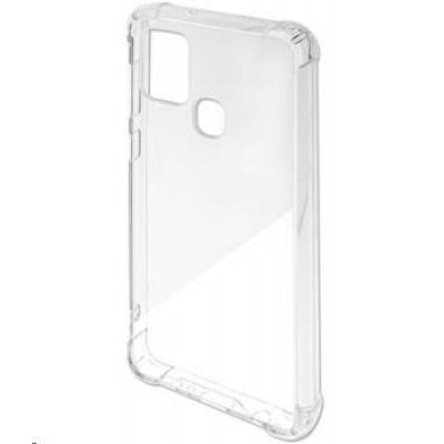 4smarts odolný zadní kryt IBIZA pro Samsung Galaxy A21s, čirá