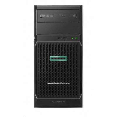 HPE PL ML30G10 E-2224 (3.4G/4C/8M/2666) 8G S100i 4LFF NHP + RDXUSB3.0InternDocStation + 1TBRDX RemoveDataCartridge