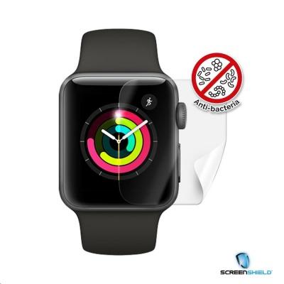 Screenshield fólie na displej Anti-Bacteria pro APPLE Watch Series 3 (38 mm)