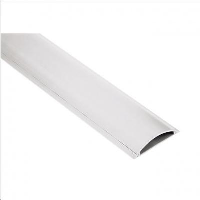 Hama vedenie káblov, polkruhové, 100/21 cm, biele