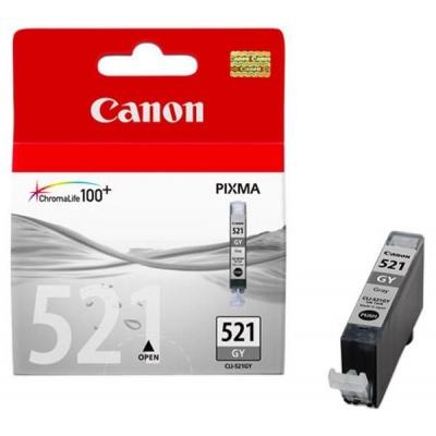Canon BJ CARTRIDGE CLI-521GY  (CLI521GY)