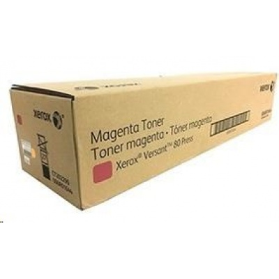 Xerox Magenta toner pro Versant 80