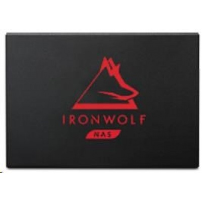 "SEAGATE SSD 500GB IronWolf 125 2,5"" SATA 6Gb/s"