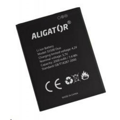 Aligator baterie Li-Ion pro Aligator S5500 Duo