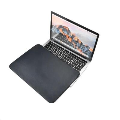 COTEetCI PU Ultra-tenké pouzdro pro MacBook 15 černá
