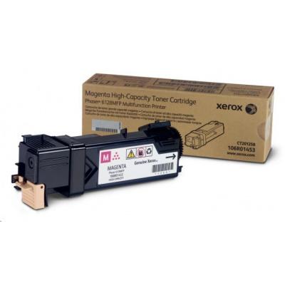 Xerox Toner Magenta pro Phaser 6128MFP (2500 str)