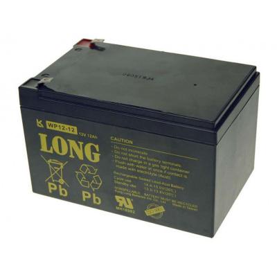 Long - náhradní obal - 12V 12Ah olověný akumulátor F2