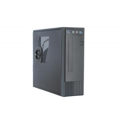 CHIEFTEC skříň Flyers Series/mini ITX, FI-03B, Black, bez zdroje