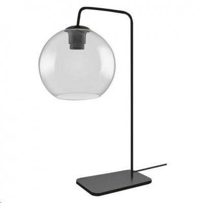 LEDVANCE VINTAGE 1906 GLOBE TABLE 320x200X560 Glass, Smoke Grey