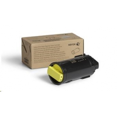Xerox Yellow Extra High Capacity Toner Cartridge pro The VersaLink C605 (16 800 PAGES)