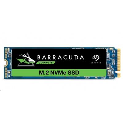 SEAGATE SSD NVMe 512GB Baracuda 510, M.2, PCIe G3 ×4, NVMe 1.3 (R:3400/W:2180 MB/s)
