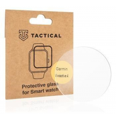 Tactical Glass Shield sklo pro Garmin Vivoactive 4